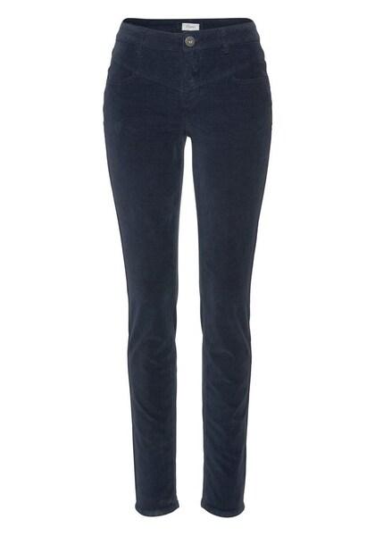 Hosen für Frauen - BOYSEN'S Röhrenhose dunkelblau  - Onlineshop ABOUT YOU