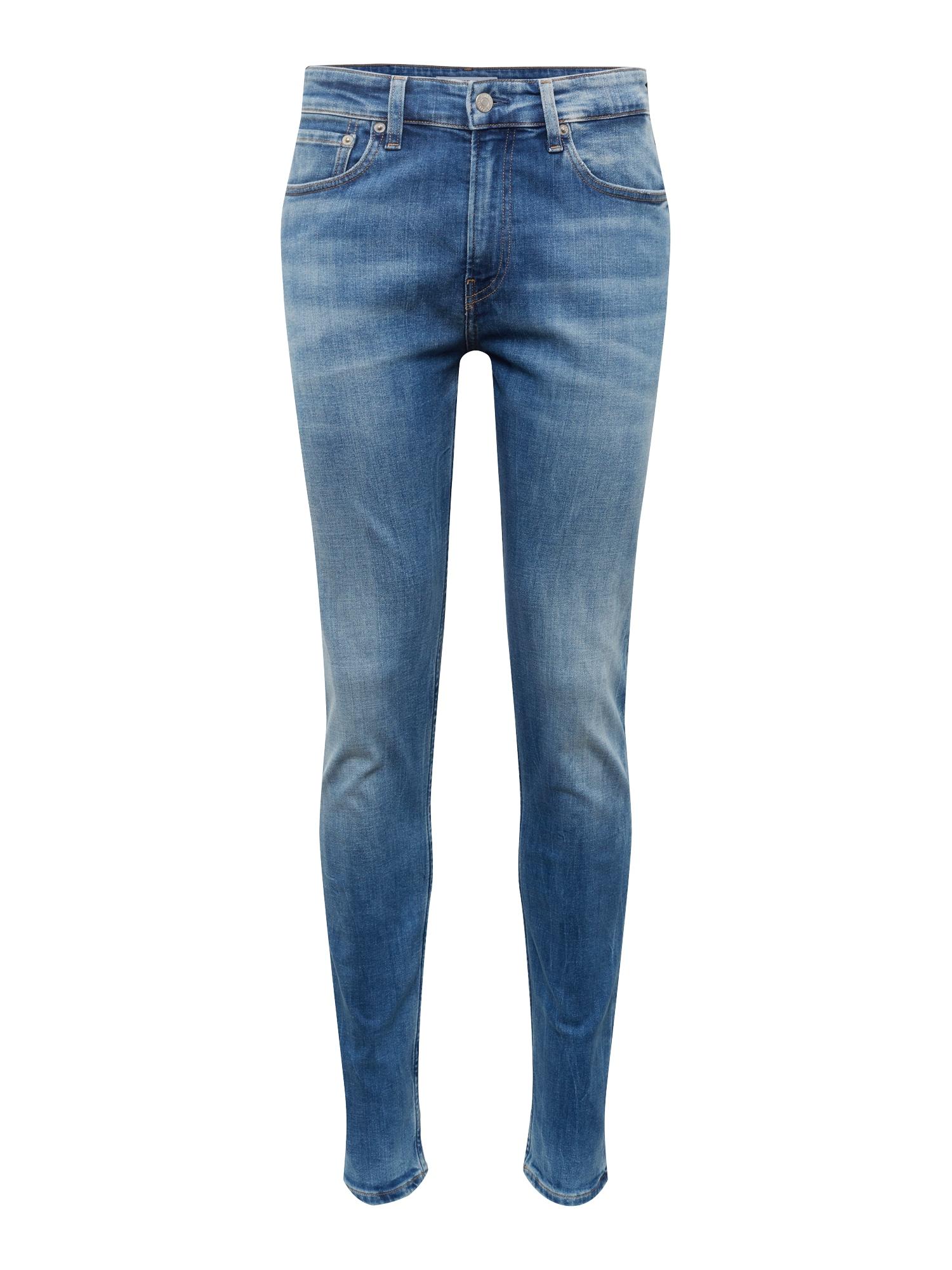 Calvin Klein Jeans Džinsai 'CKJ 016' tamsiai (džinso) mėlyna