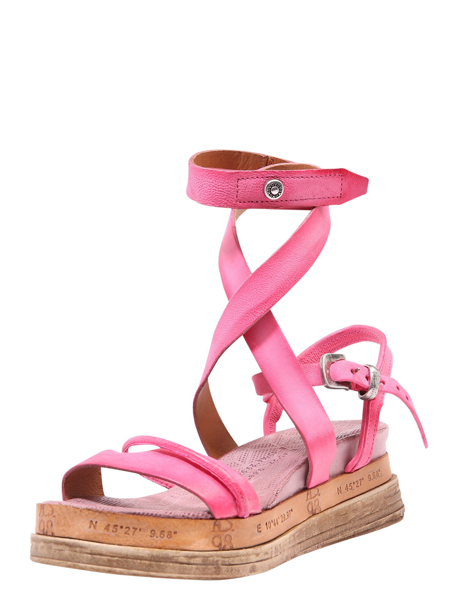 Sandály LAGOS pink A.S.98