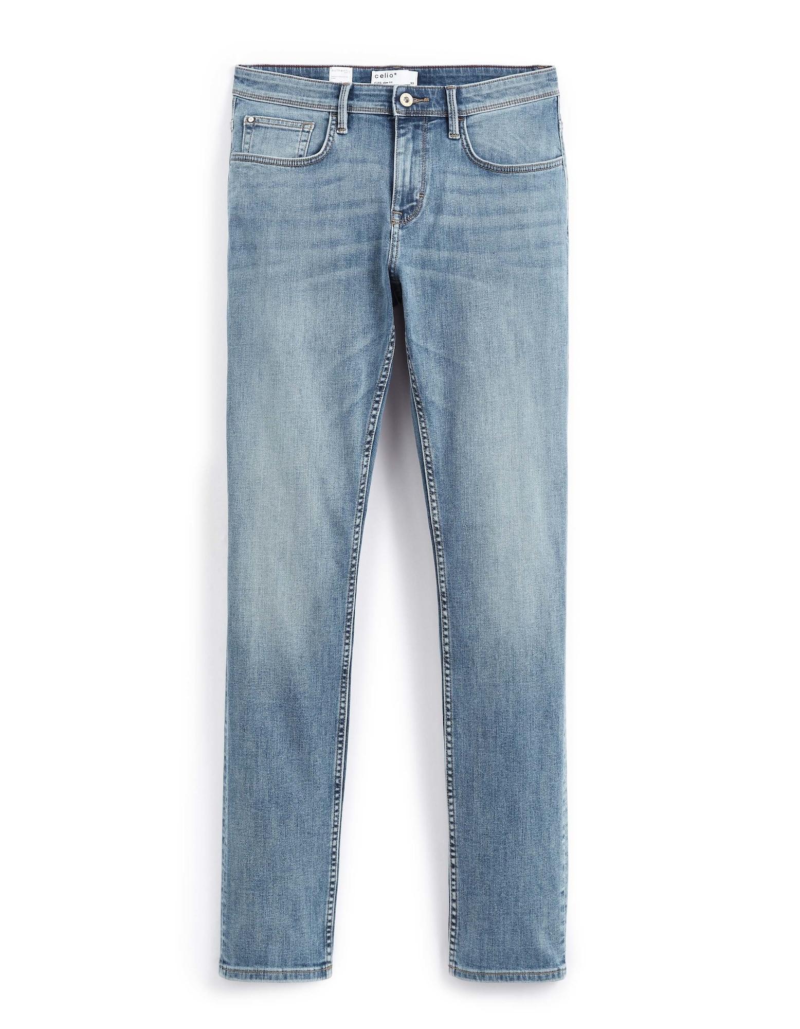 Herren CELIO Jeans 'Poslight25' blau   03596655126679