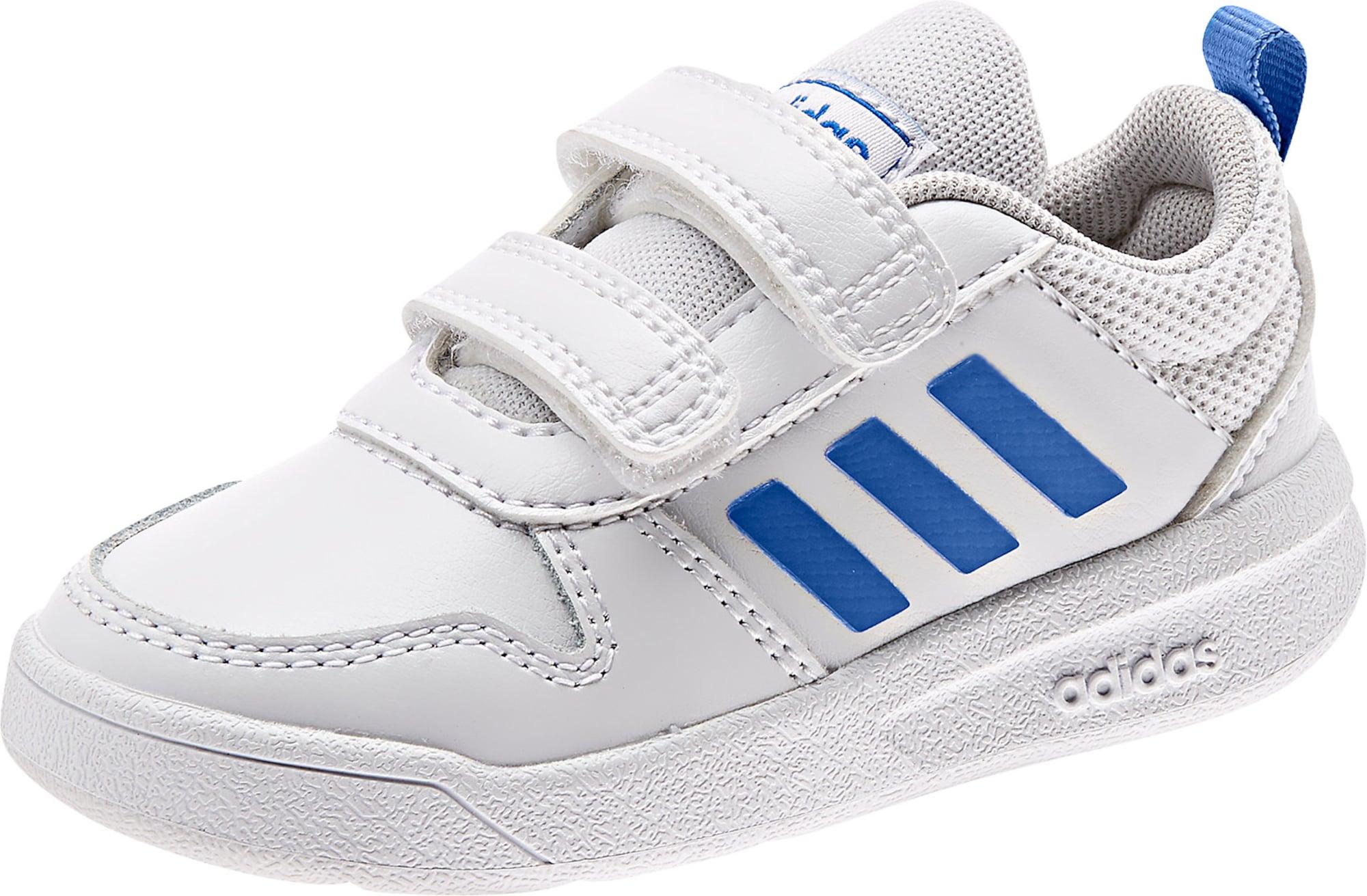 ADIDAS PERFORMANCE Sportiniai batai 'TENSAUR I' balta / mėlyna