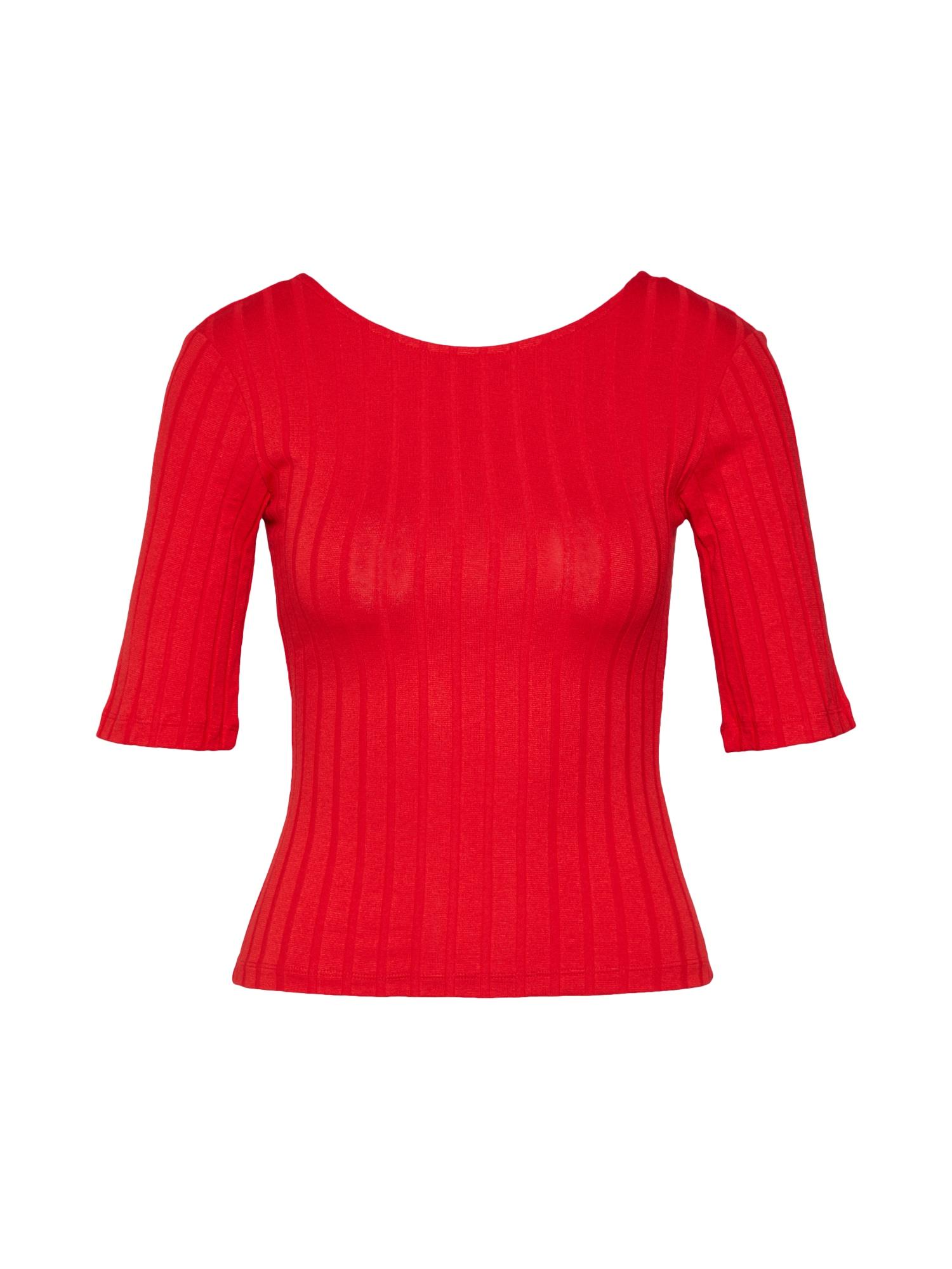EDITED Marškinėliai 'Elisha' raudona