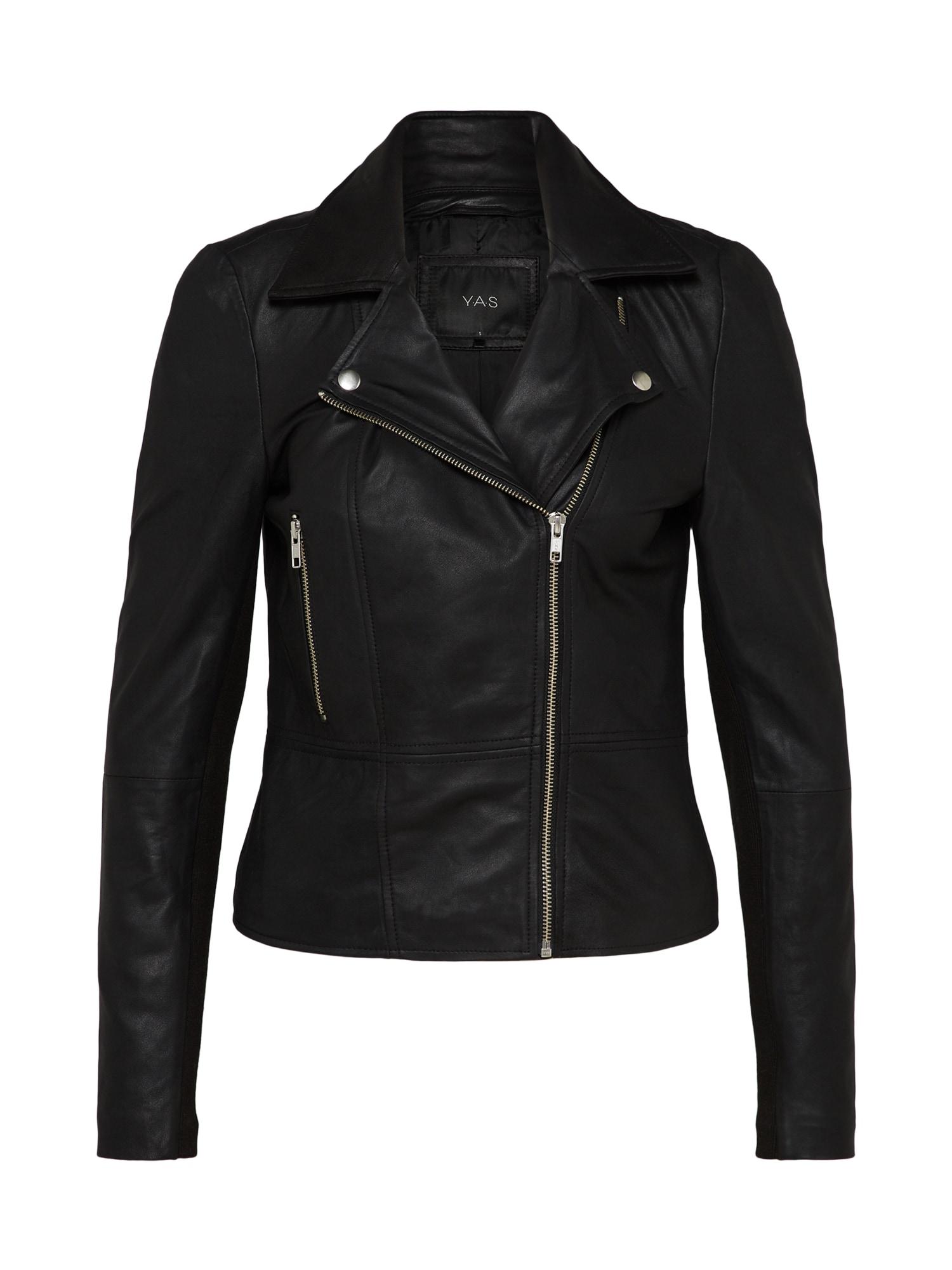 Y.A.S Prechodná bunda  čierna