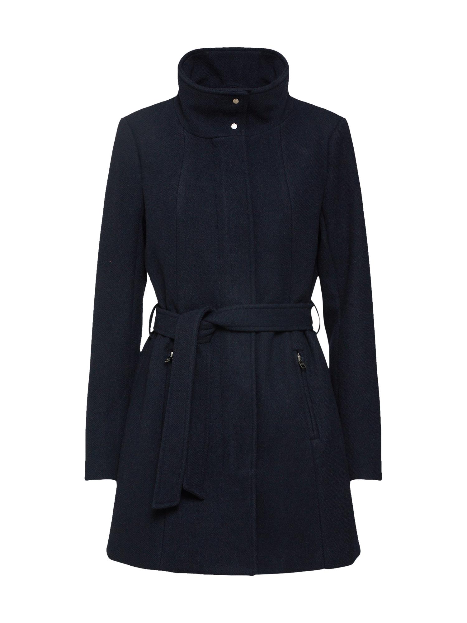 Zimní kabát CHRISTIE noční modrá ONLY