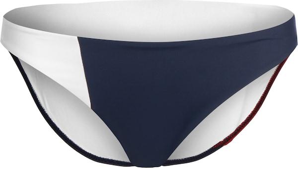 Bademode - Bikini Unterteil ' Classic W ' › Tommy Hilfiger › blau rot  - Onlineshop ABOUT YOU