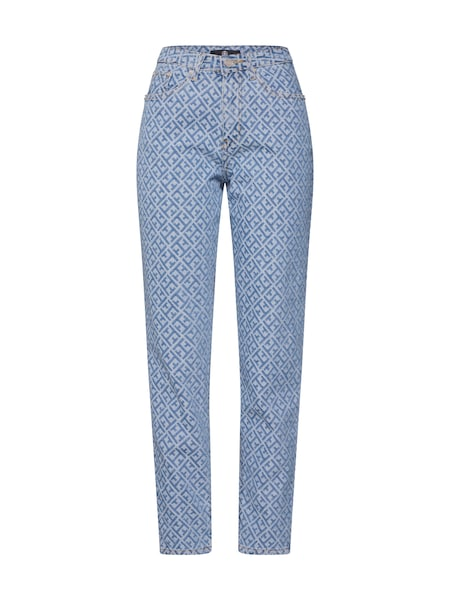 Hosen für Frauen - Missguided Jeans hellblau  - Onlineshop ABOUT YOU