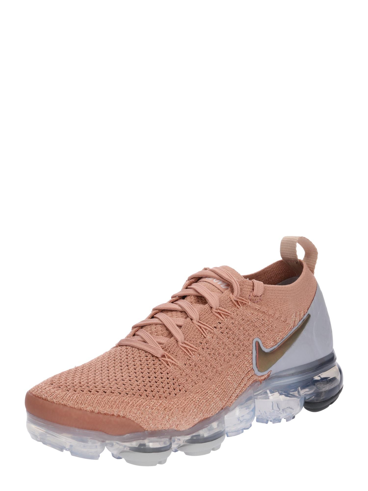 Běžecká obuv Nike Air VaporMax Flyknit 2 růžová NIKE