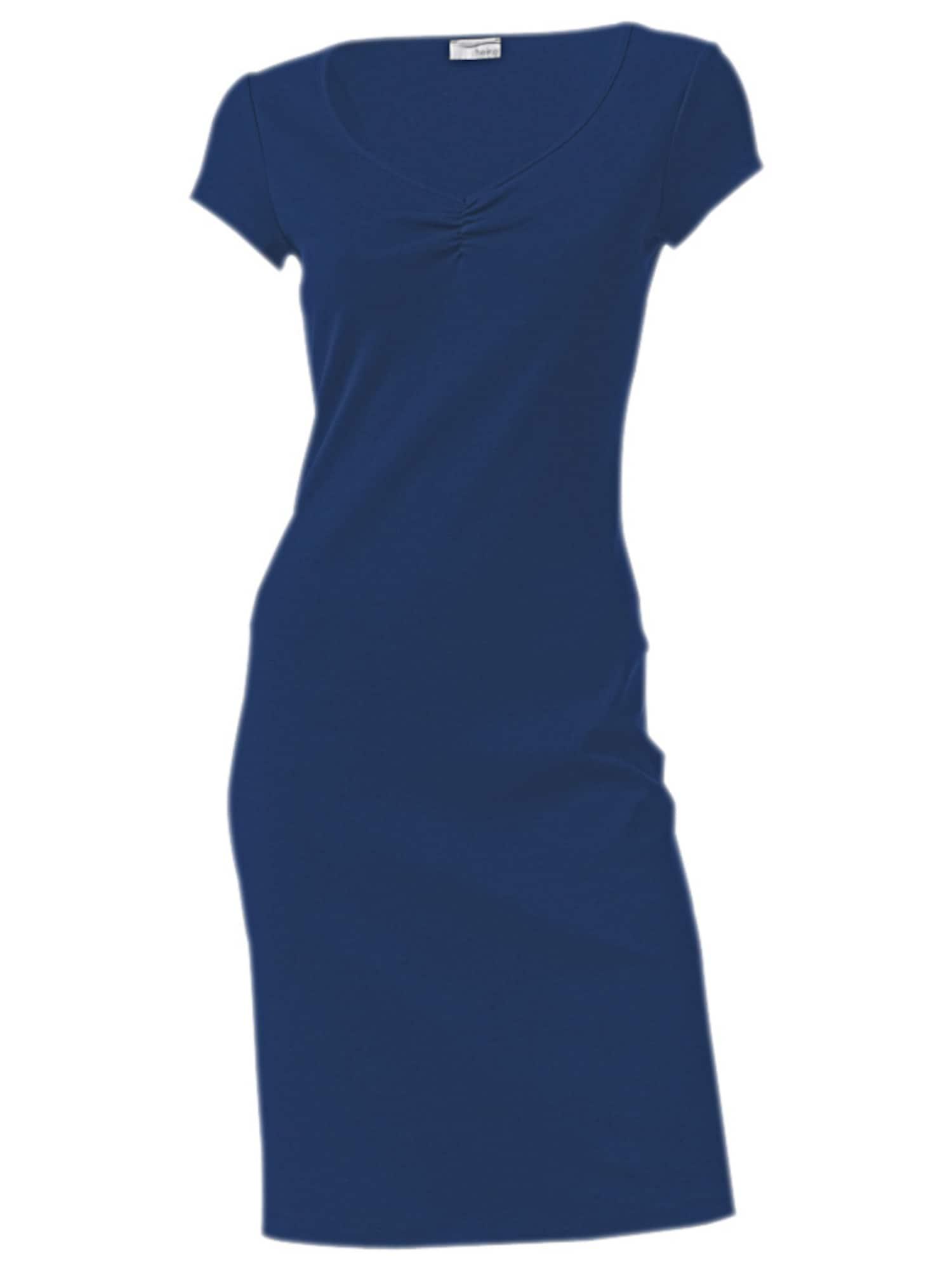 Ashley Brooke by heine Suknelė tamsiai mėlyna jūros spalva