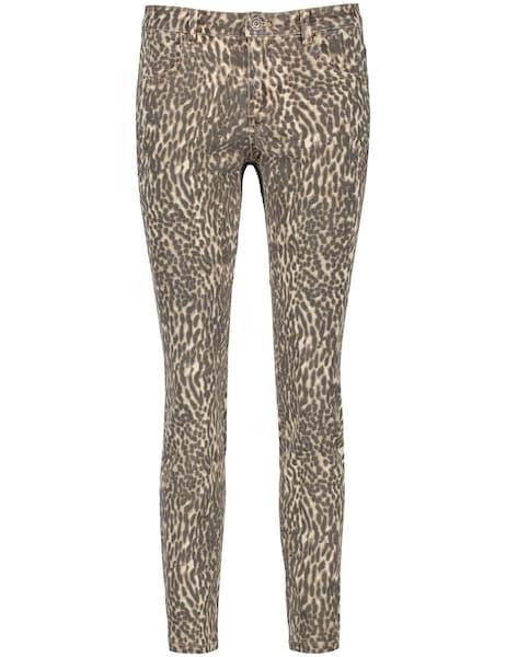 Hosen für Frauen - Jeans › TAIFUN › hellbeige  - Onlineshop ABOUT YOU