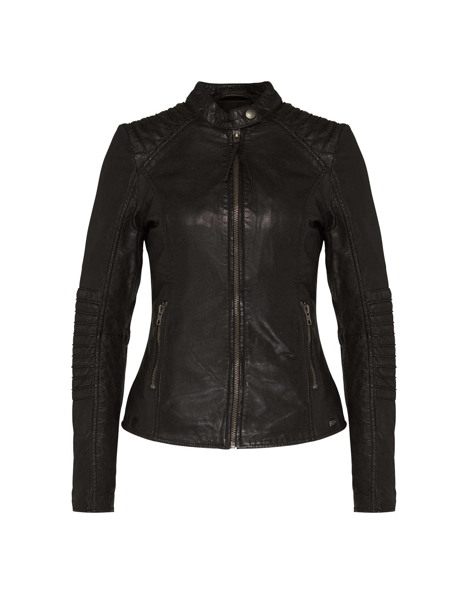 tigha Prechodná bunda 'Ilva'  čierna
