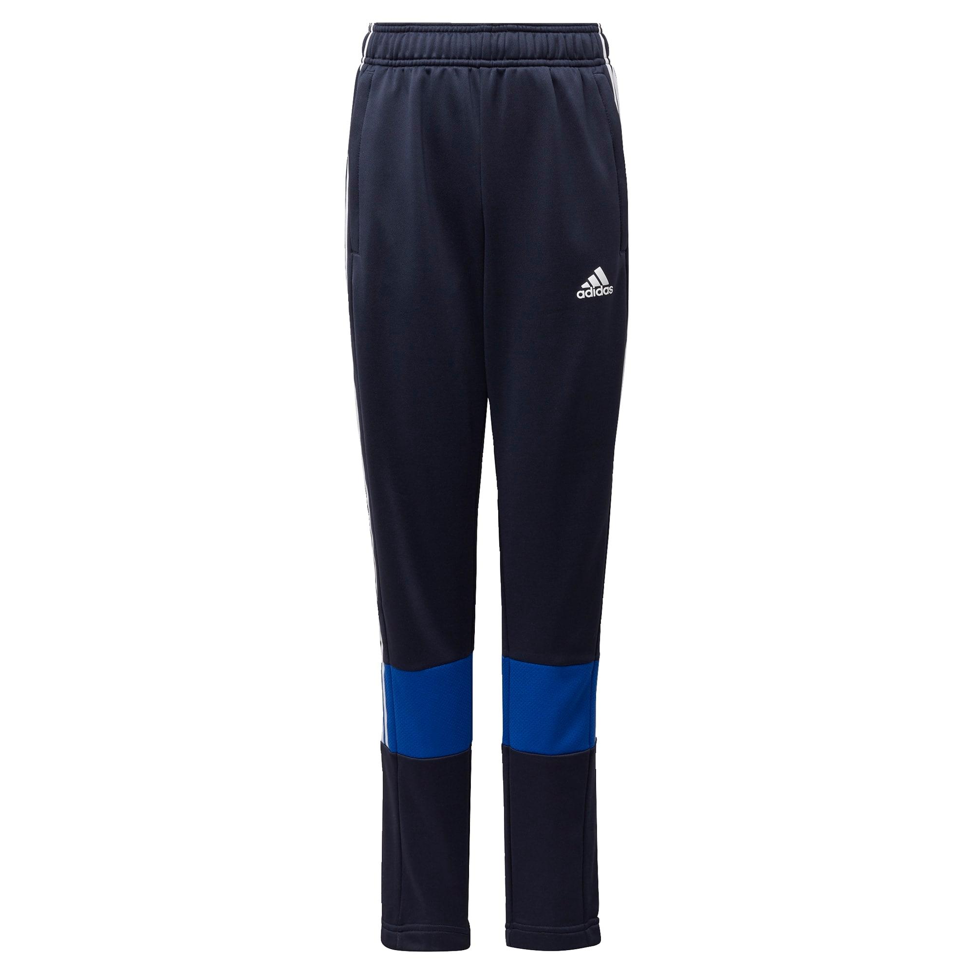 ADIDAS PERFORMANCE Sportinės kelnės 'B A.R.' balta / mėlyna / nakties mėlyna