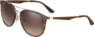 Ray-Ban Sonnebrille im Schmetterlings-Look