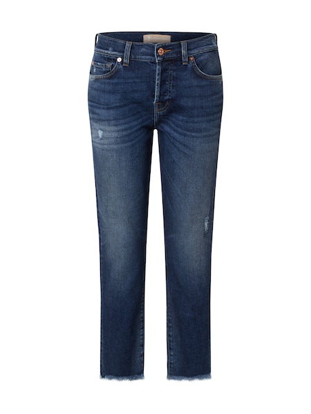 Hosen - Jeans 'Asher' › 7 For All Mankind › blue denim  - Onlineshop ABOUT YOU