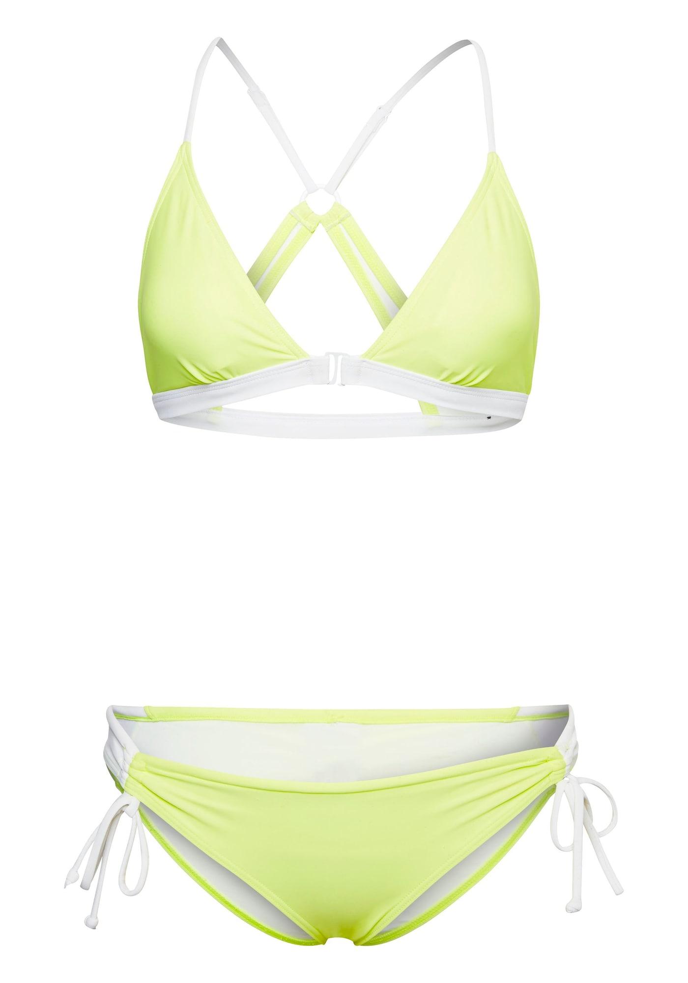 CHIEMSEE Bikinis geltona / balta