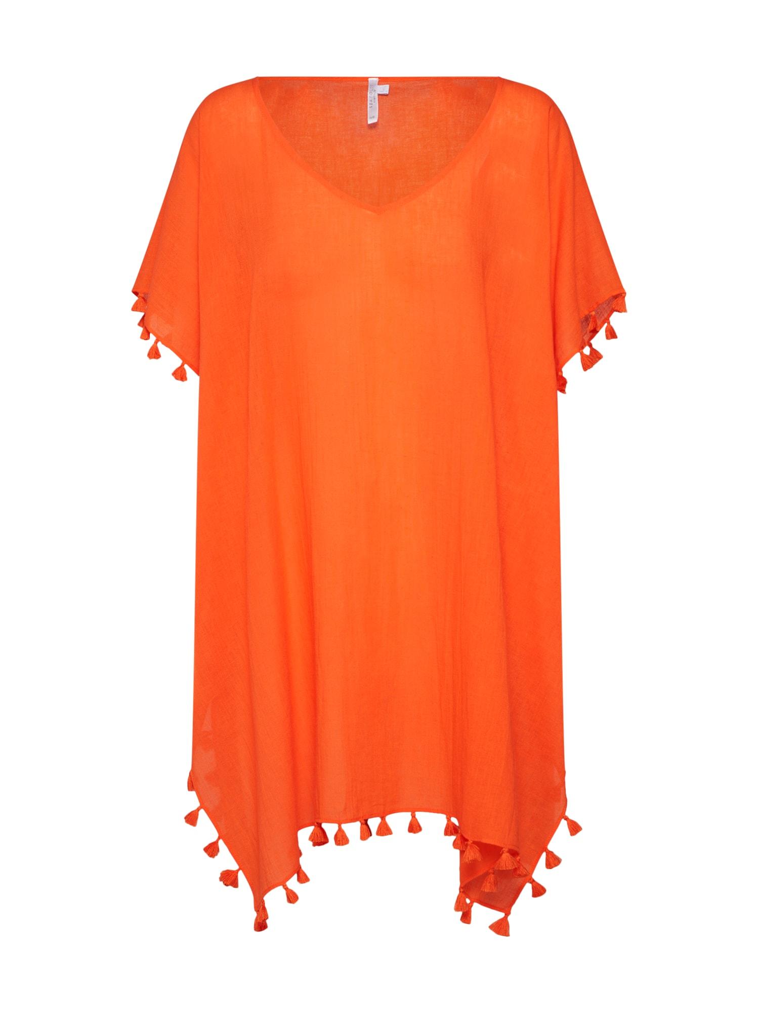 Letní šaty Amnesia oranžová Seafolly