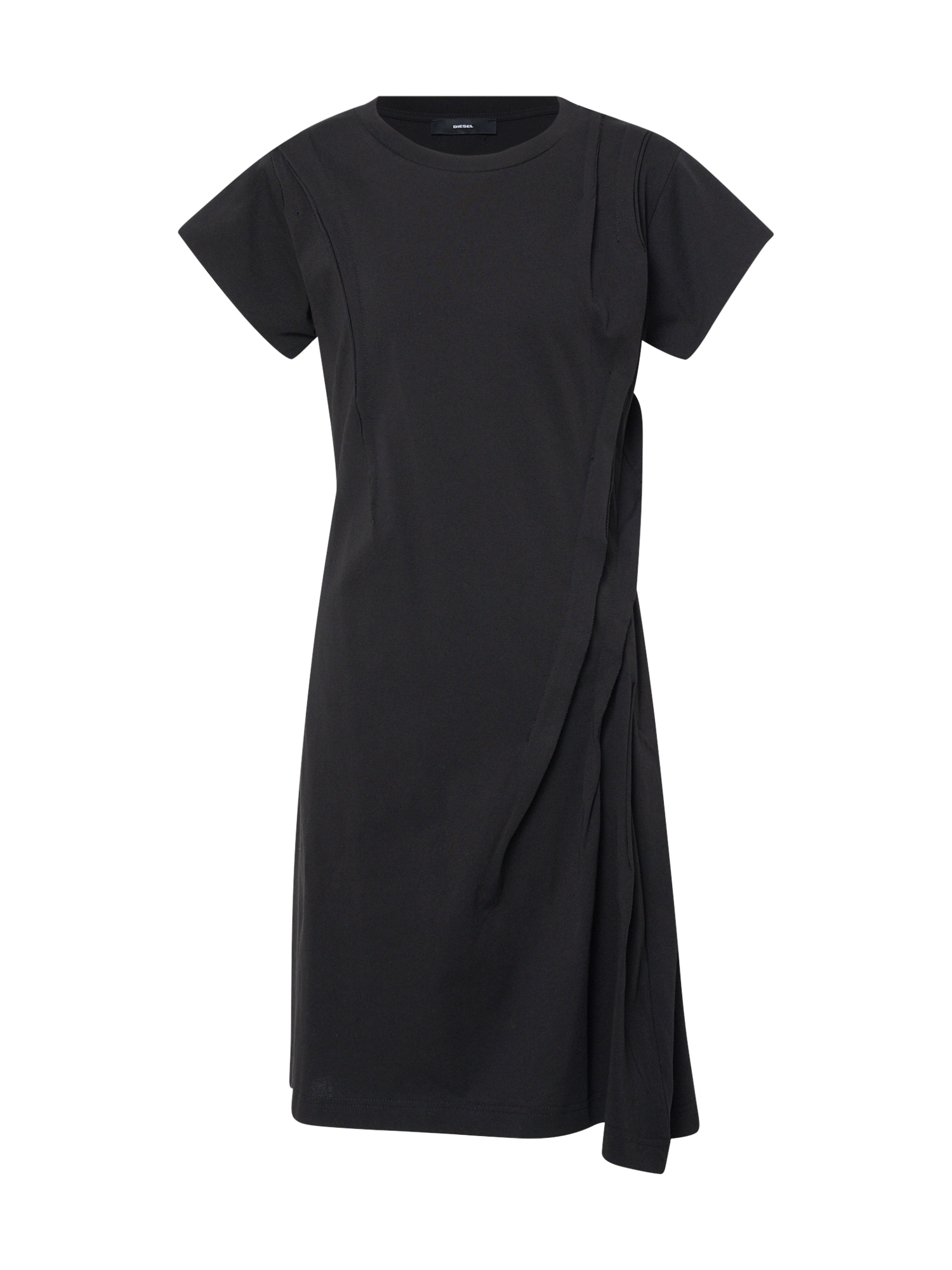 DIESEL Šaty 'D-ATRIX DRESS'  černá
