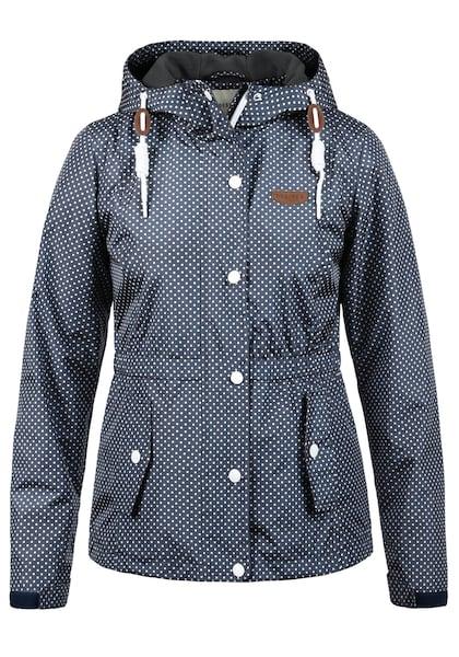 Jacken für Frauen - Desires Jacke 'Toni' blau  - Onlineshop ABOUT YOU