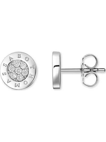 Ohrringe - Ohrstecker › Thomas Sabo › silber  - Onlineshop ABOUT YOU