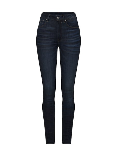 Hosen - Jeans '3301 Ultra High Skinny' › G Star Raw › blau  - Onlineshop ABOUT YOU