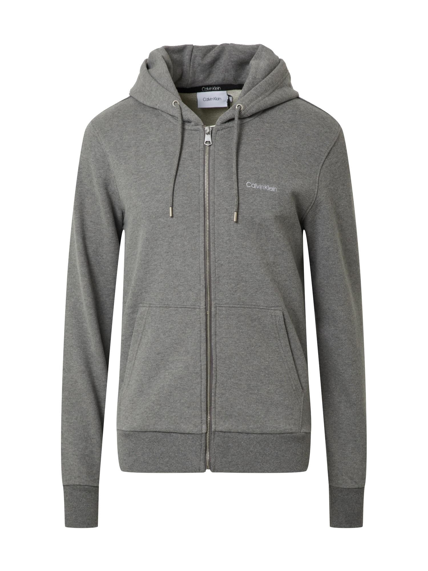 Calvin Klein Džemperis margai pilka