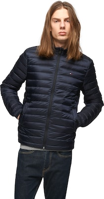 TOMMY HILFIGER Daunenjacke in Stepp-Optik