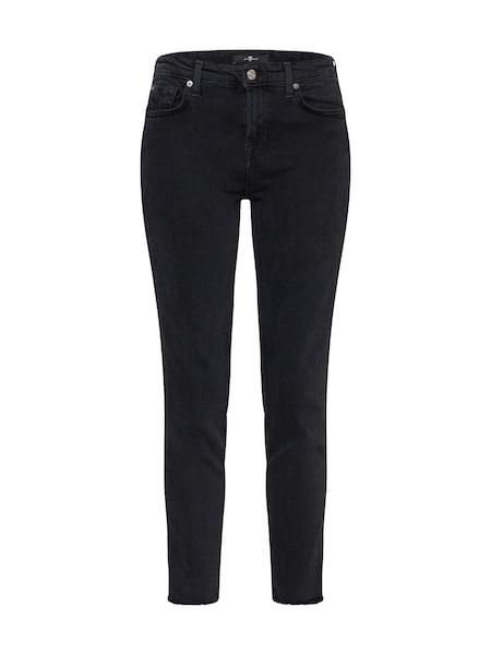 Hosen - Jeans › 7 For All Mankind › black denim  - Onlineshop ABOUT YOU
