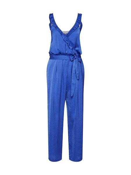 Hosen für Frauen - Overall 'Melina' › Cream › dunkelblau  - Onlineshop ABOUT YOU