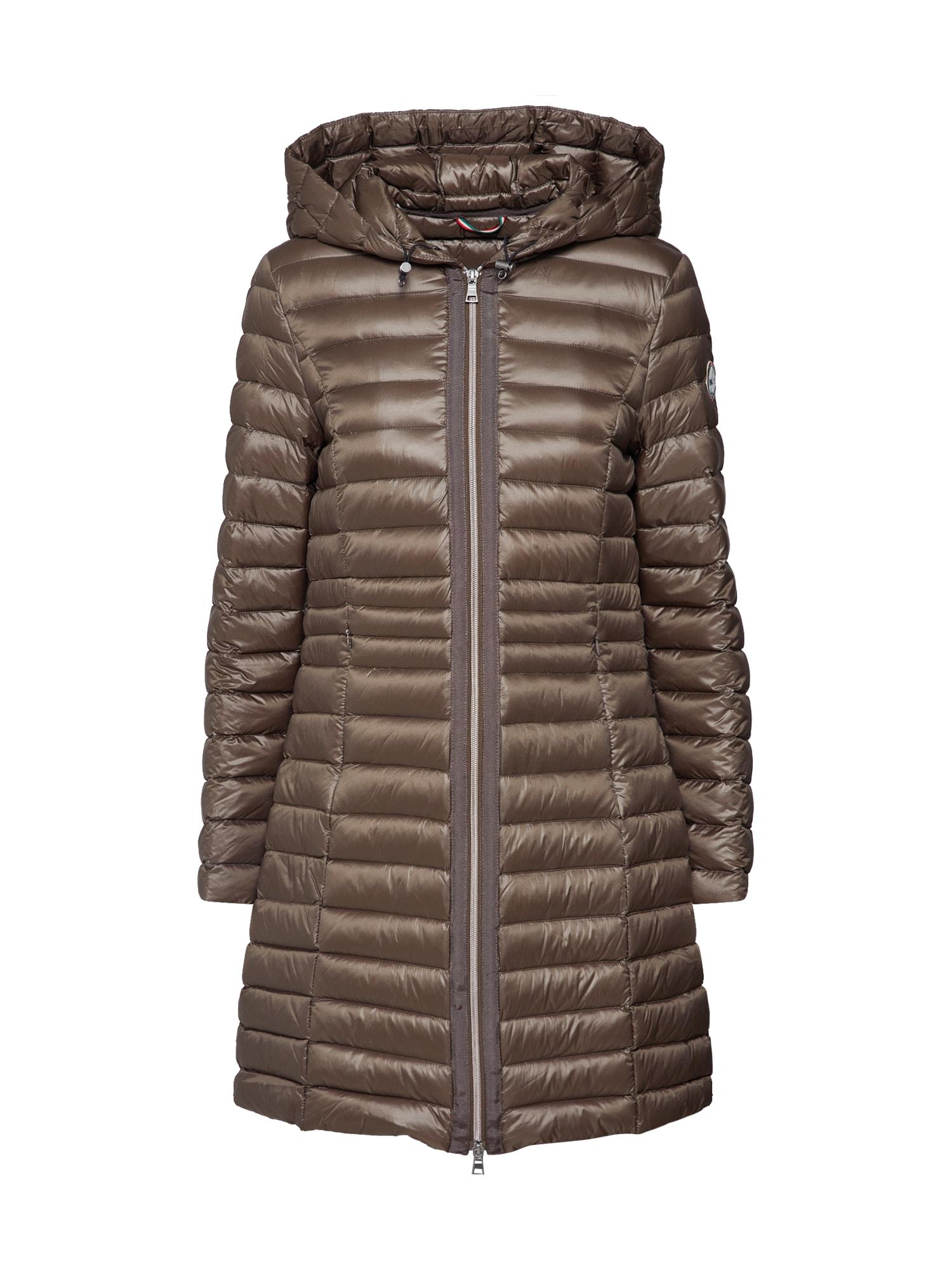 Přechodný kabát SOFIA šedobéžová No. 1 Como