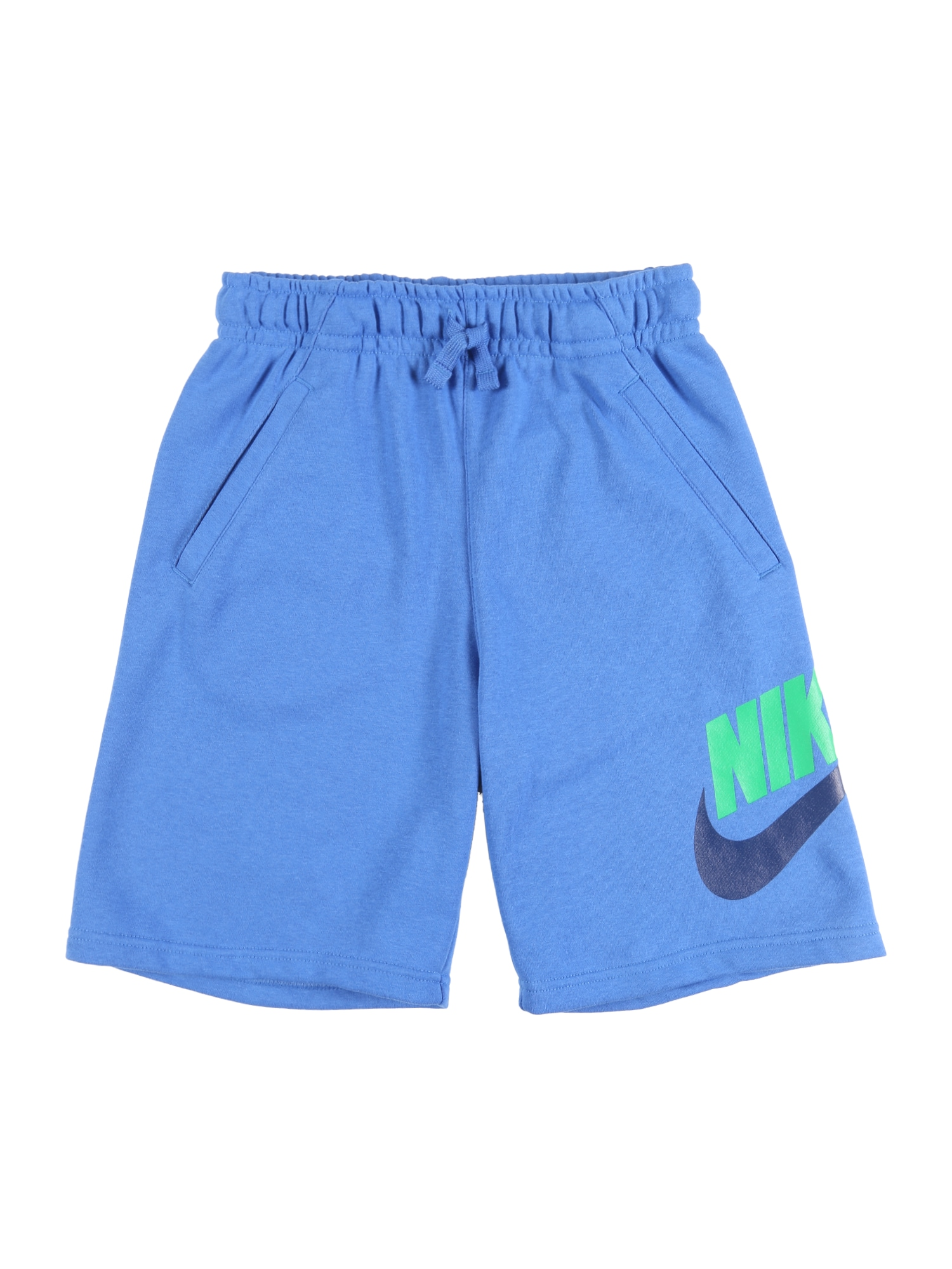 Nike Sportswear Kelnės 'CLUB' mėlyna