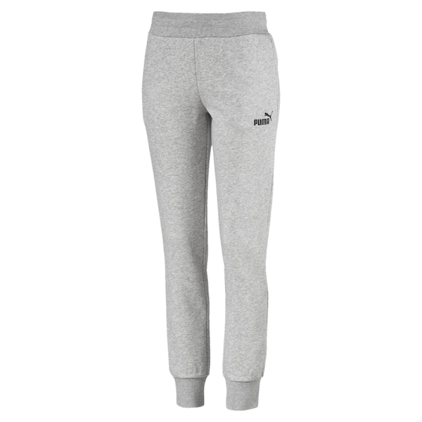 Hosen für Frauen - Jogginghose › Puma › graumeliert  - Onlineshop ABOUT YOU