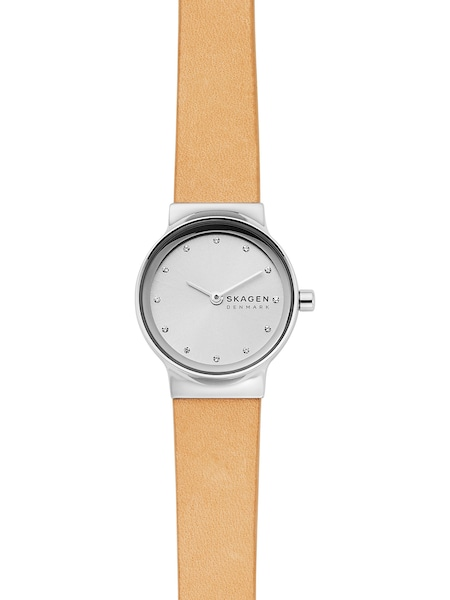 Uhren für Frauen - SKAGEN Damenuhr hellorange  - Onlineshop ABOUT YOU