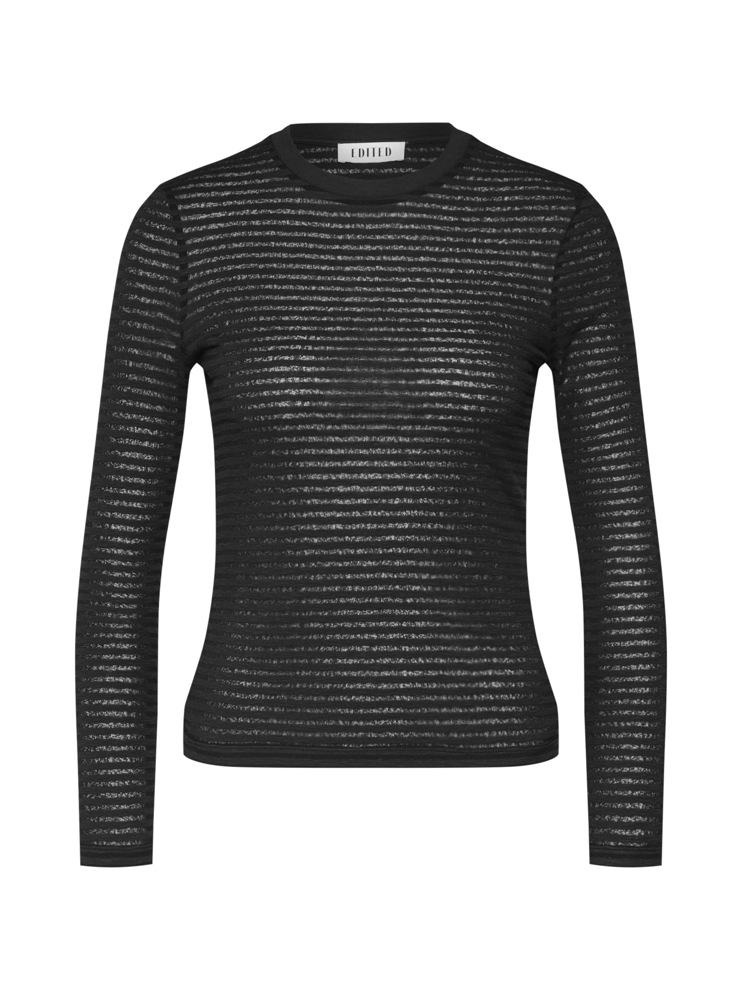 EDITED Marškinėliai 'Jenna' juoda
