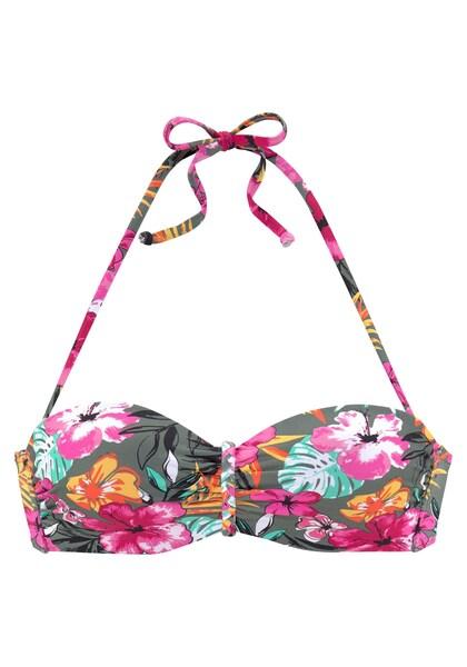 Bademode - Bikini Top › Buffalo › mehrfarbig  - Onlineshop ABOUT YOU