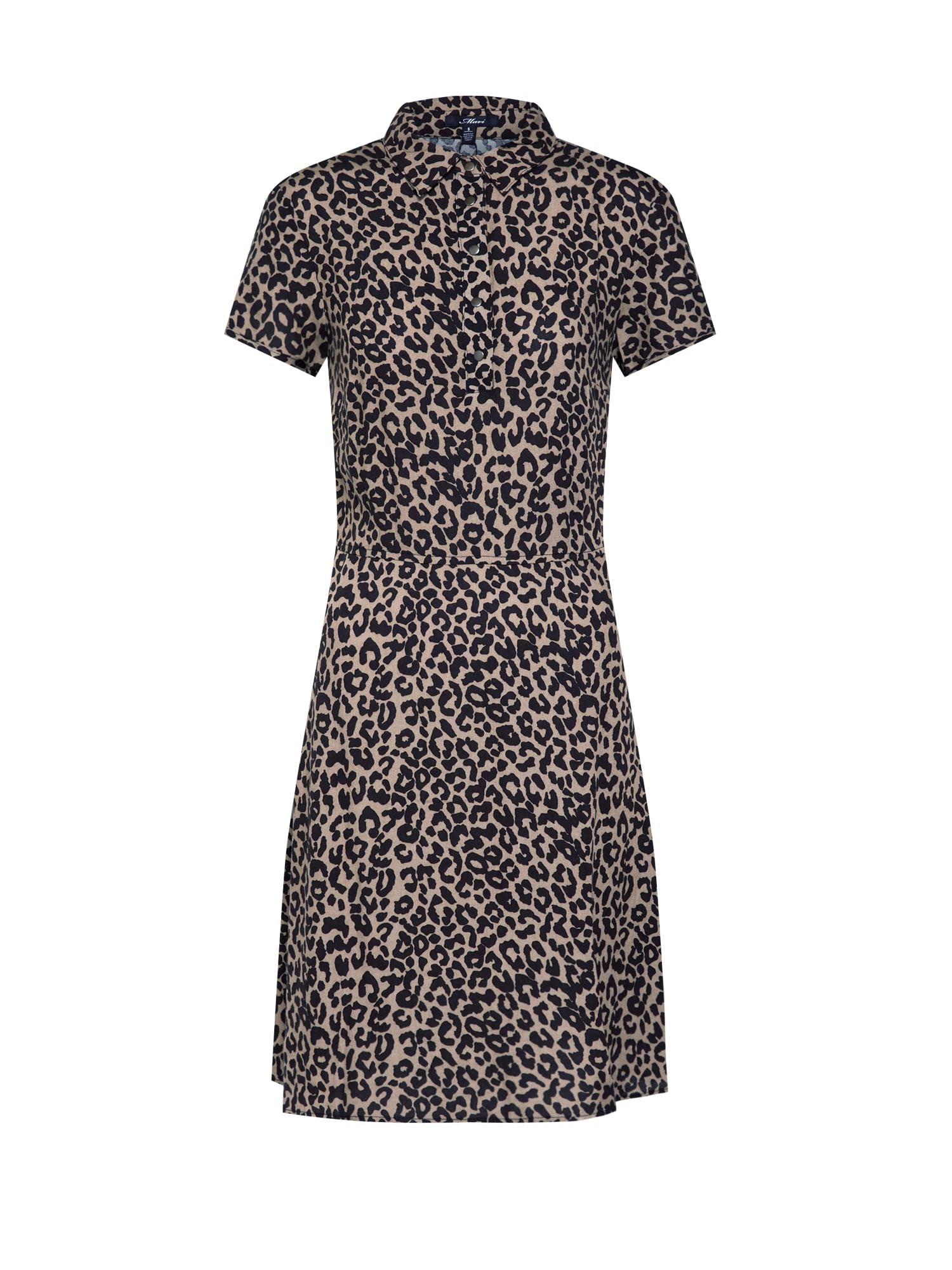 Mavi Palaidinės tipo suknelė smėlio / juoda