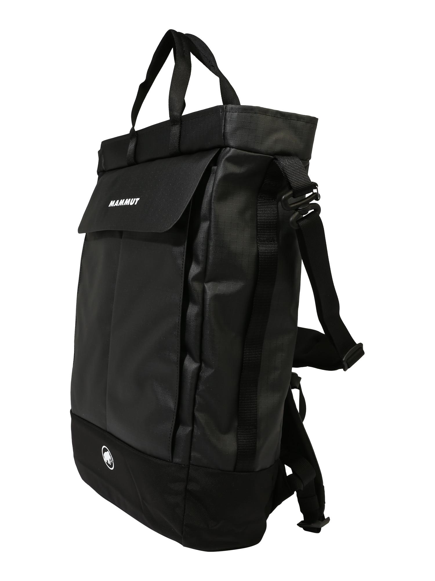 MAMMUT Sportovní batoh 'Neon Shuttle S'  černá