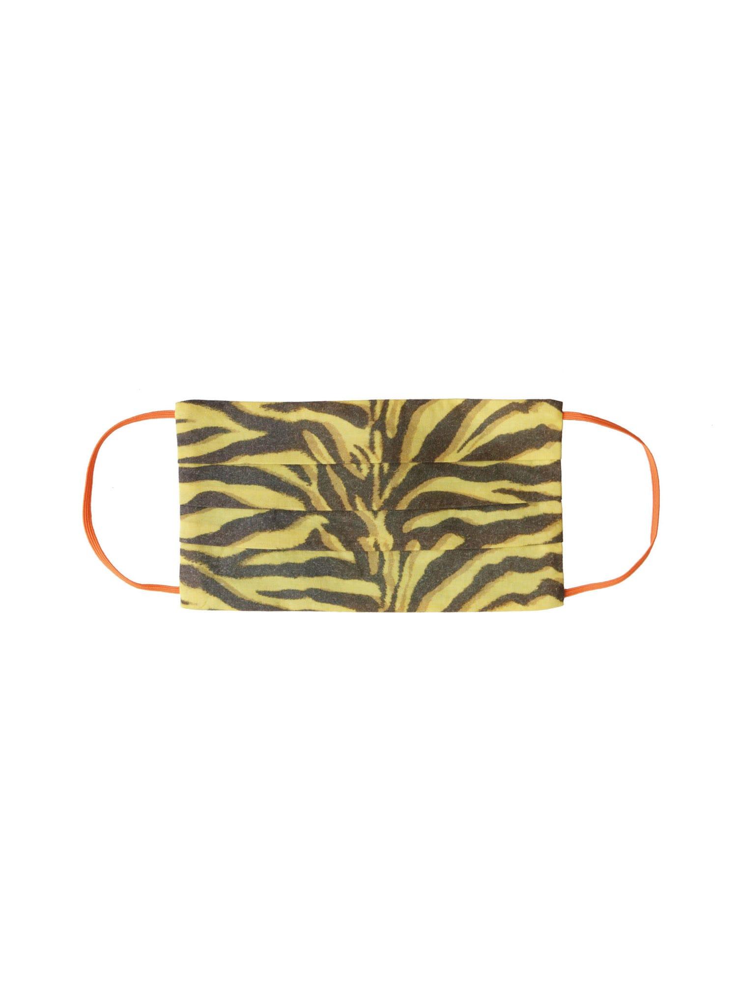 CODELLO Szövetmaszk 'COVER UP'  sárga / fekete