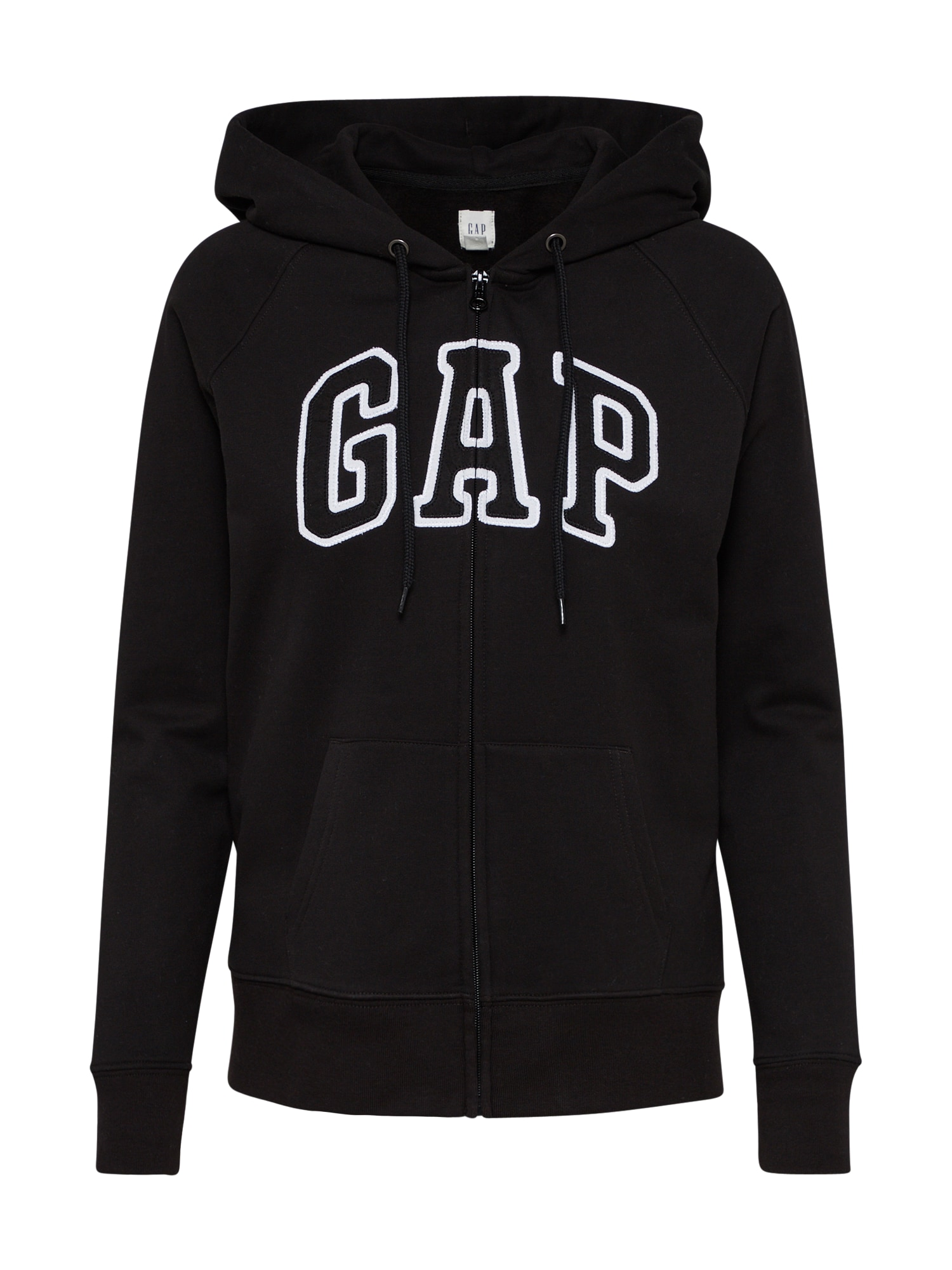 GAP Džemperis juoda
