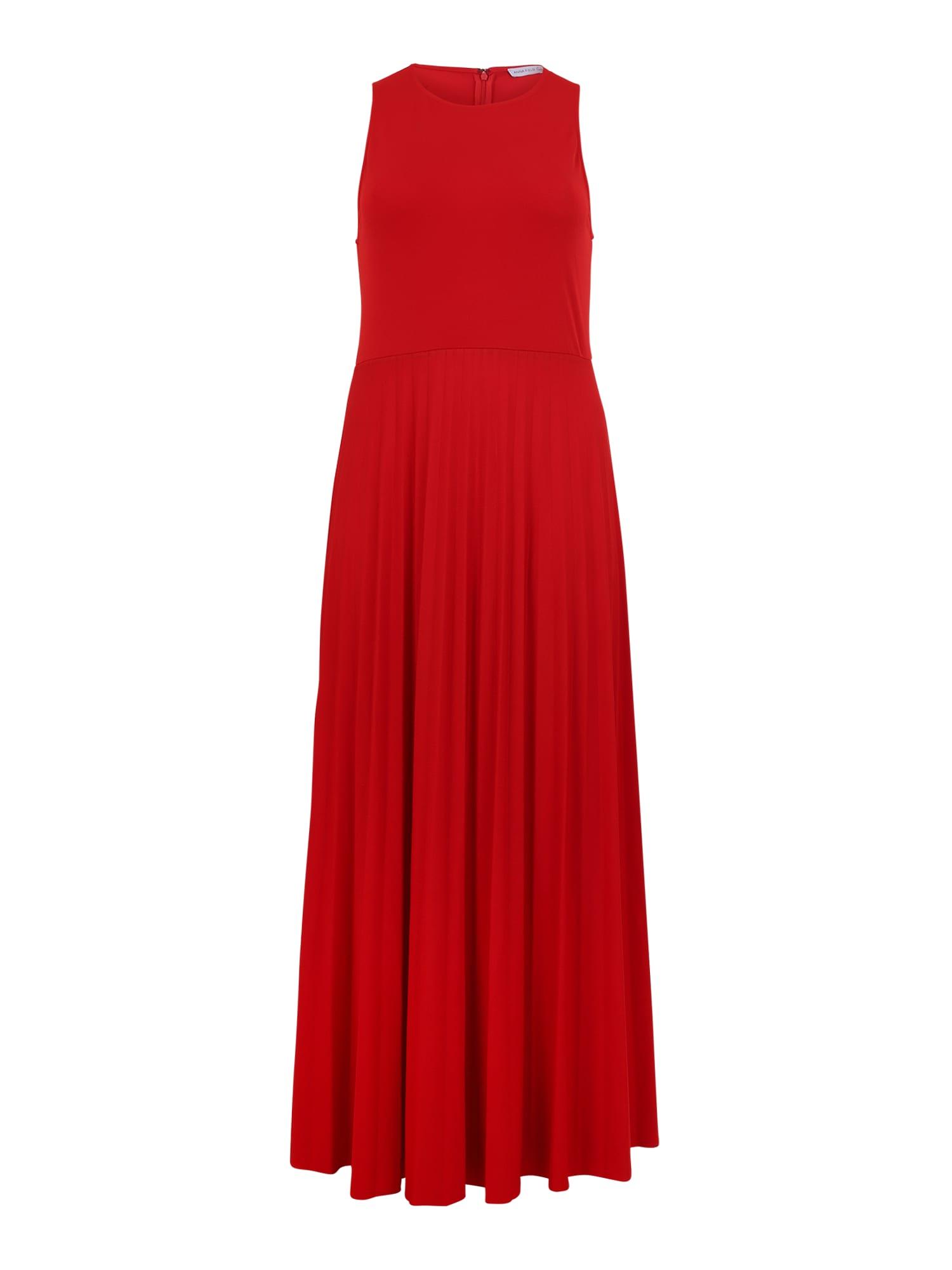 Šaty červená Anna Field Curvy