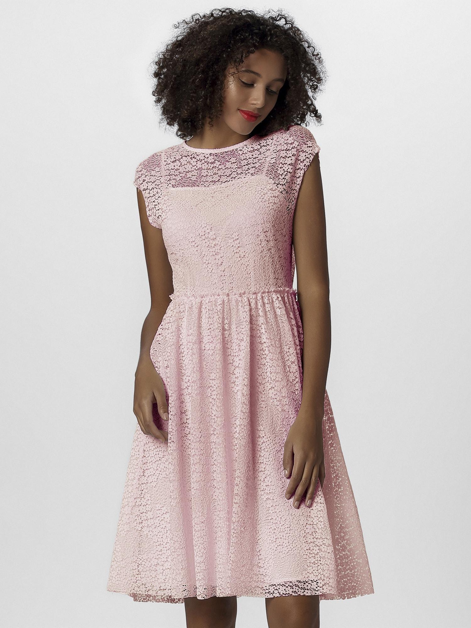 APART Suknelė pudros spalva