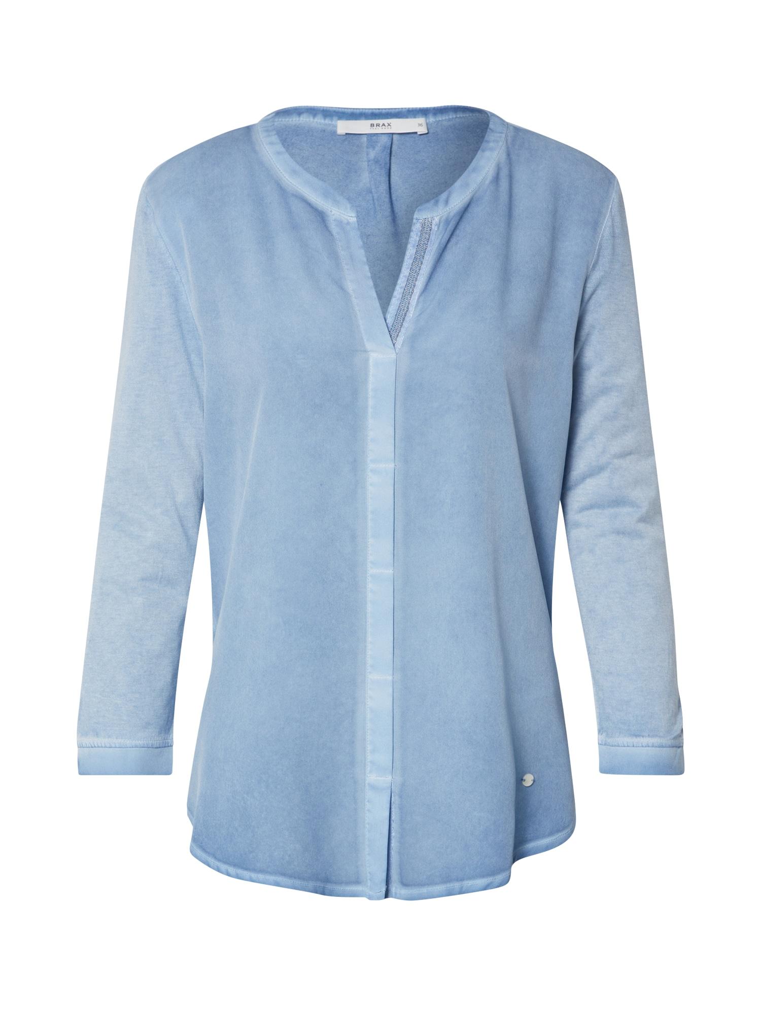 BRAX Marškinėliai 'CLARISSA' vandens spalva