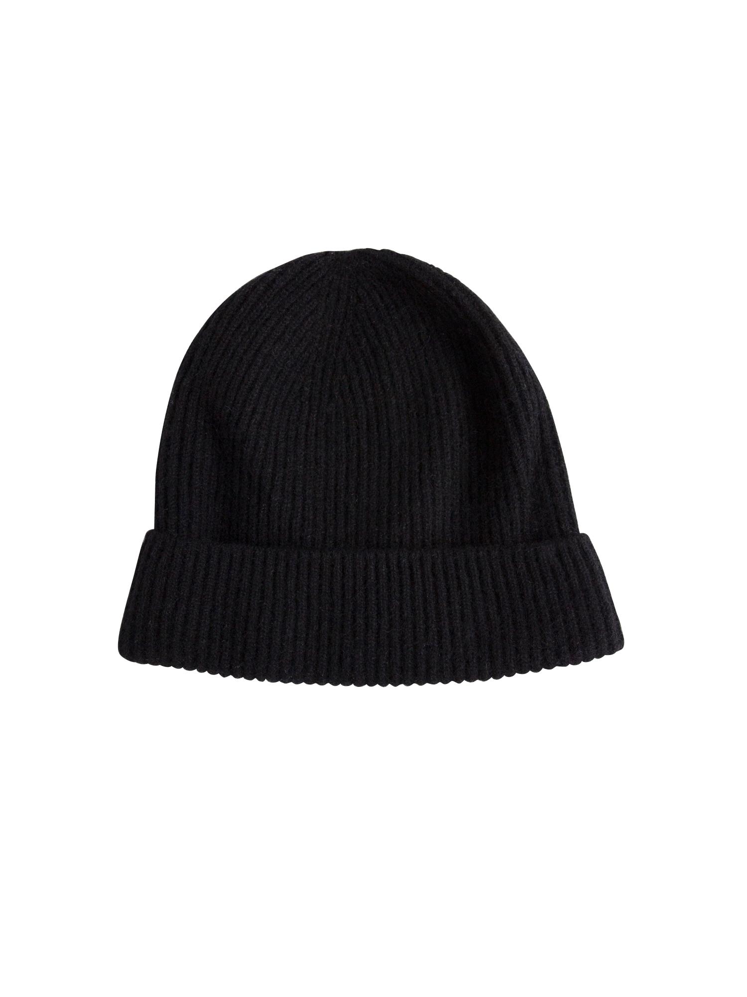 EDITED Megzta kepurė 'Javier' juoda