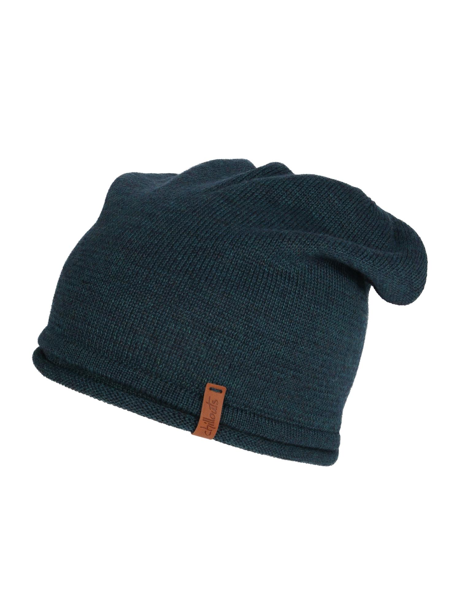 chillouts Megzta kepurė 'Leicester Hat' žalia
