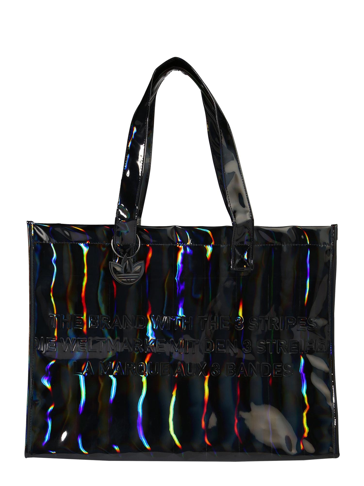 ADIDAS ORIGINALS Pirkinių krepšys juoda