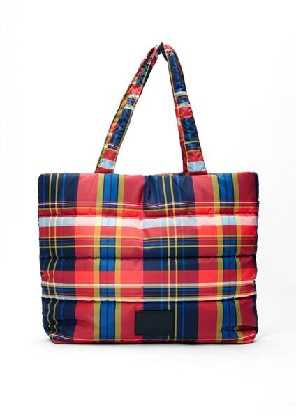 Shopper für Frauen - Shopper › S.Oliver › blau gelb rot weiß  - Onlineshop ABOUT YOU