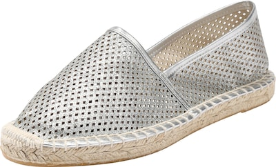 Emily And Eve Metallic-Espadrilles 'Maya'