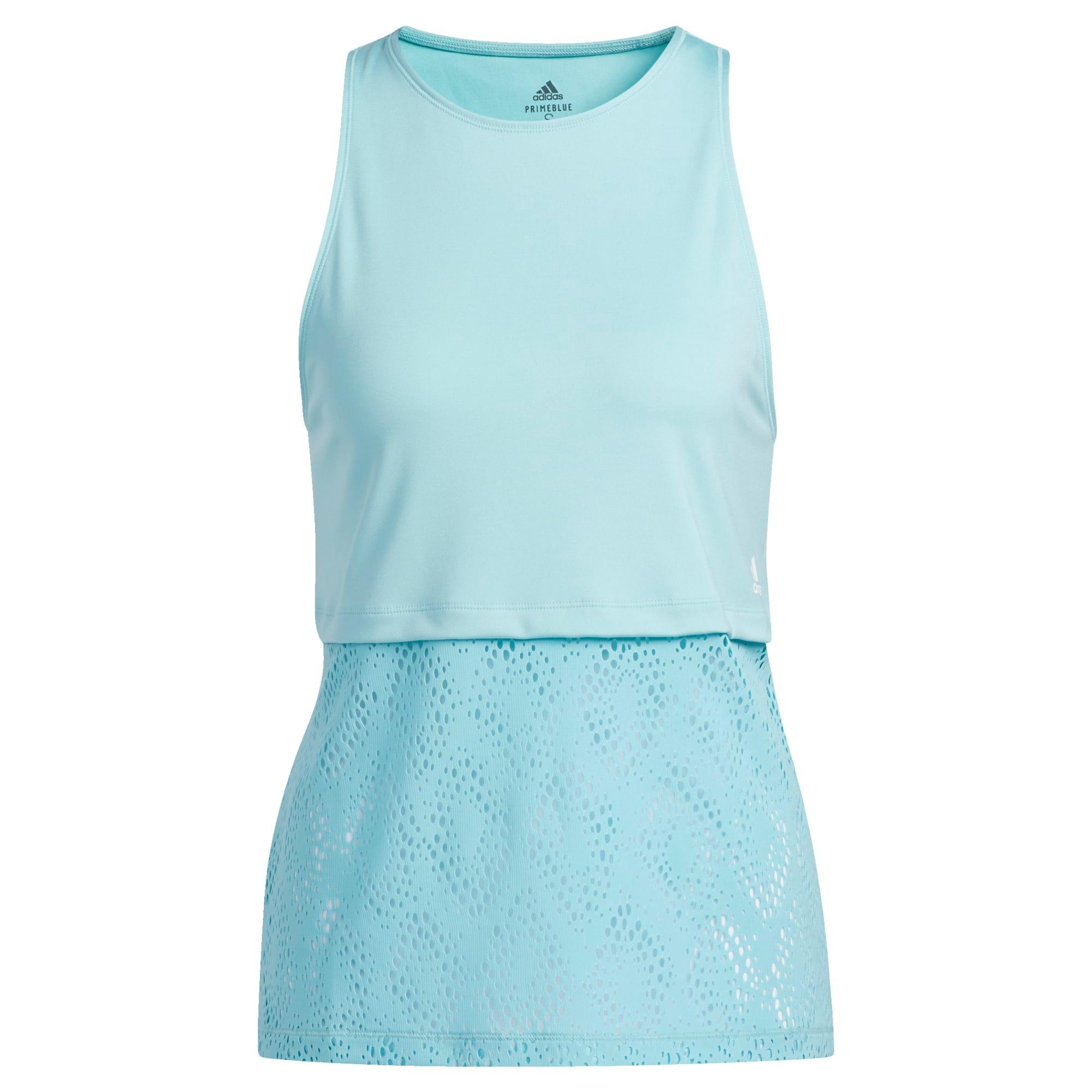 ADIDAS PERFORMANCE Sportiniai marškinėliai be rankovių turkio spalva