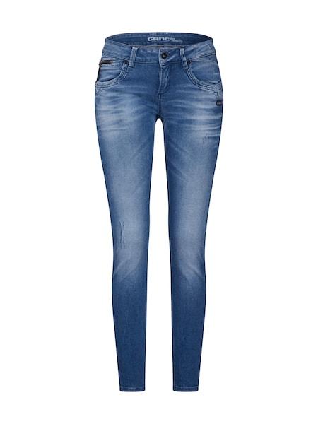 Hosen - Jeans 'NIKITA' › Gang › blue denim  - Onlineshop ABOUT YOU