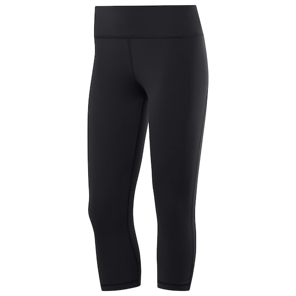 Hosen für Frauen - Tights 'Reebok Lux 3 4' › Reebok › schwarz  - Onlineshop ABOUT YOU