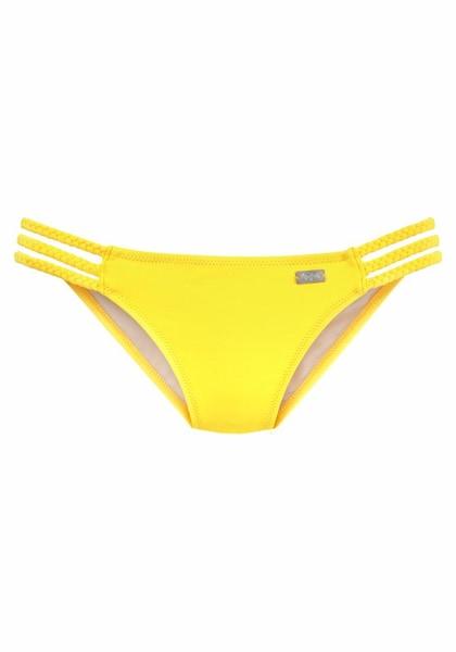 Bademode für Frauen - BUFFALO Bikini Hose 'Happy' gelb  - Onlineshop ABOUT YOU