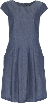 OPUS Kleid 'Wolantha chambray ROS ST'